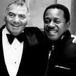 Flip Wilson and Louis Jannetta