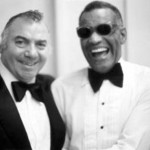 Ray Charles and Louis Jannetta