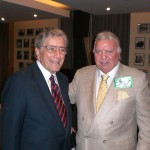 Tony Bennett and Louis Jannetta